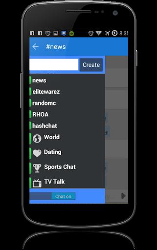Hash Chat