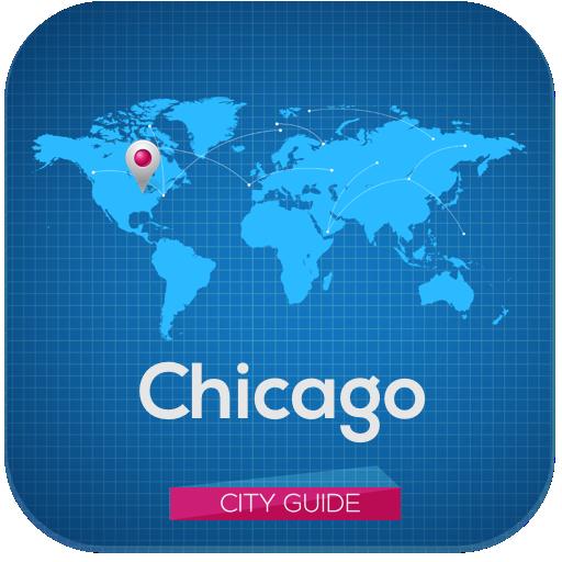 シカゴシティガイド&ホテル 旅遊 App LOGO-APP試玩