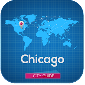 Chicago Guide Map & Hotels