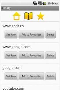 Alexa Rank and Google PageRank - screenshot thumbnail