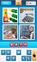 Screenshot of 4 Pics 1 Word - Guess Words