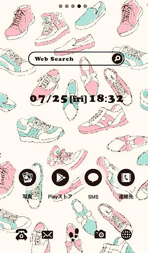 可愛換裝桌布★Cute shoebox