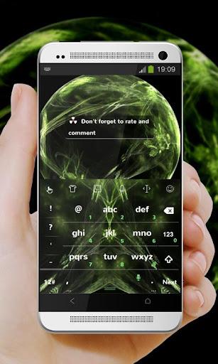 玩個人化App|綠球 TouchPal Theme免費|APP試玩