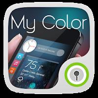My Color GO Locker Theme 1.0