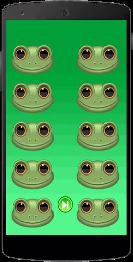 青蛙有趣的聲音