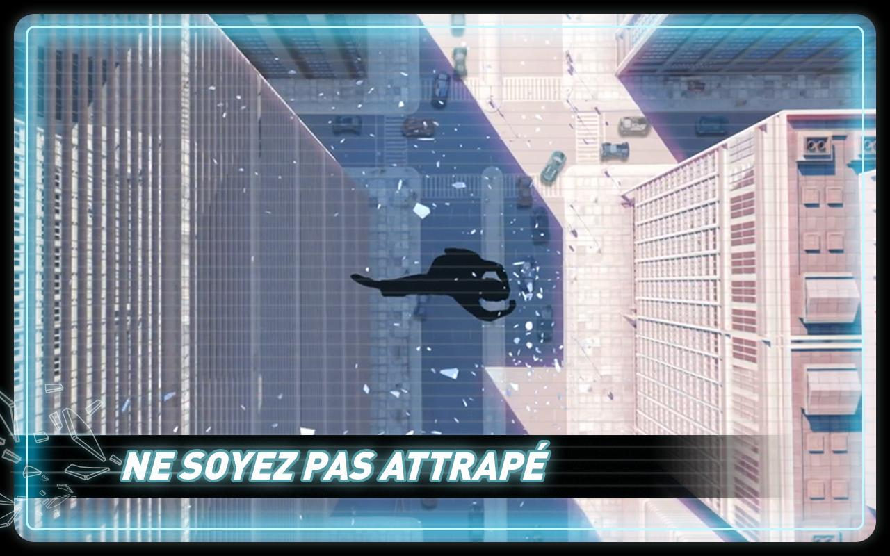 Vector – Capture d'écran