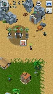 Defense Craft Strategy Free Screenshot 2