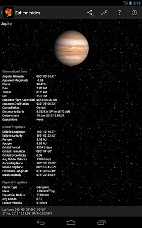 Night Sky Tools - Astronomy 2.6.1 screenshot 86713