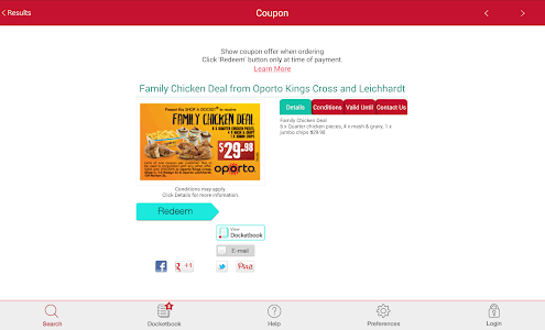 Shop A Docket Coupons screenshot 11