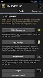 ROM Toolbox Pro Screenshot 3
