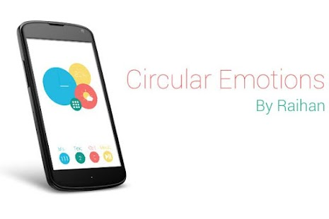 Circular Emotions (Widget) - screenshot thumbnail