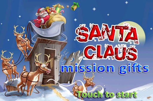 SantaClaus ❄ Mission Gifts