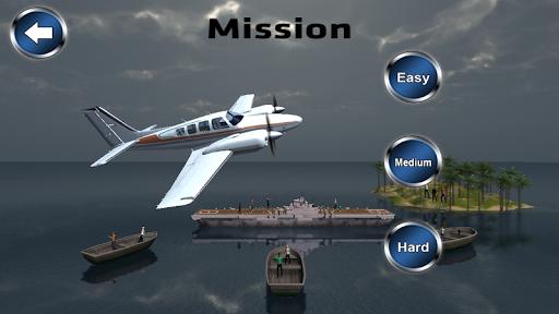 飞机救援任务3D