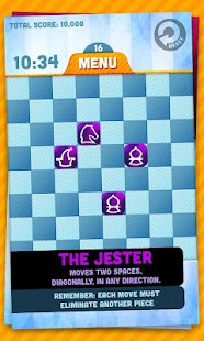 JesterChess: Chess Puzzle - screenshot thumbnail