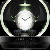 alarm clock widget