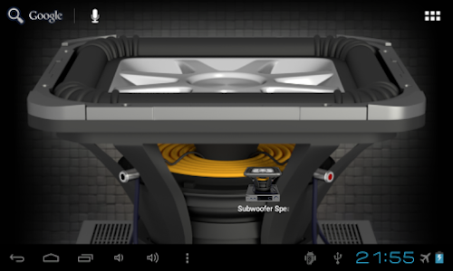 Subwoofer Speaker Wallpaper screenshot 8