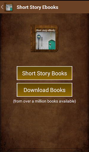 Short Story Ebooks