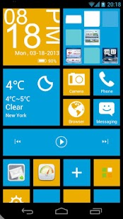 WP Toucher Theme - screenshot thumbnail