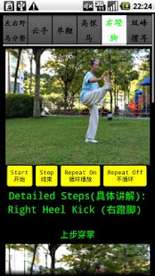 Yang TaiChi40-3杨氏四十式太极拳3- screenshot thumbnail