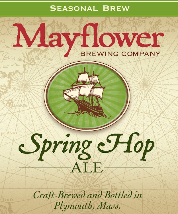 Logo of Mayflower Spring Hop Ale