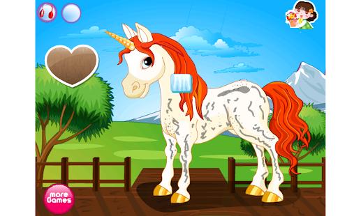 Princess Unicorn Spa Makeover