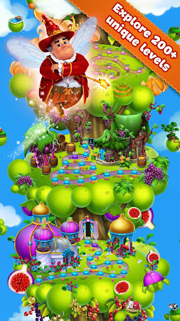 Fruit Land match 3 for VK 1.6.5 screenshot 213010