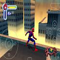مغامرات الرجل العنكبوت icon