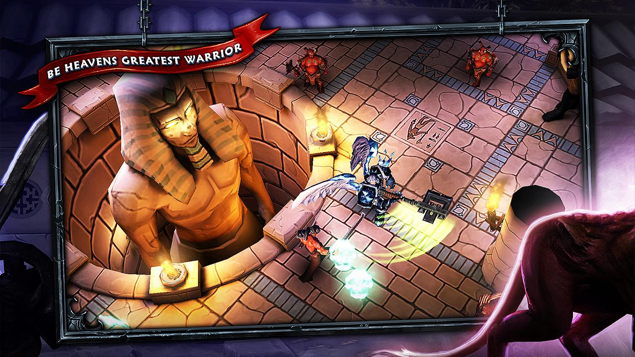 SoulCraft - Action RPG (free)- screenshot