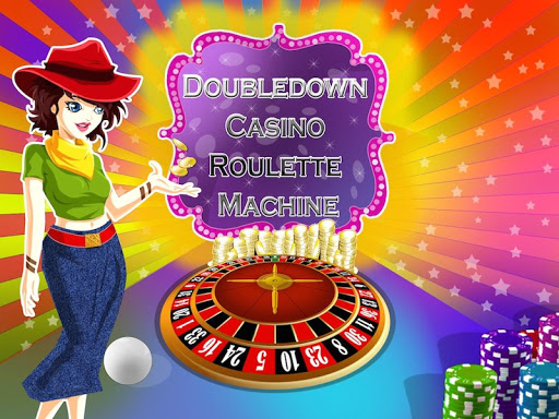 DoubeDown Casino Roulette Game