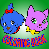 Coloring Book Pocket Polly