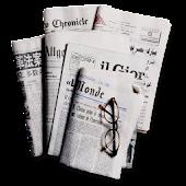모든 신문, 모든 웹툰, 모든 뉴스