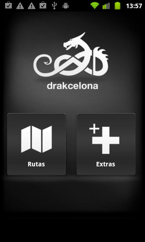 drakcelona - screenshot