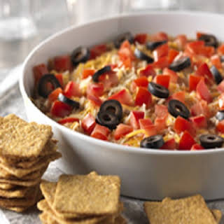 Tex-Mex Chicken Dip.
