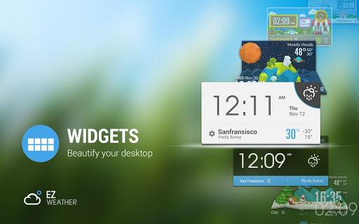 免費下載天氣APP|經典Blur風格時鐘天氣小工具﹣琥珀天氣,最贊的天氣小工具! app開箱文|APP開箱王