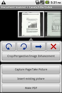 Document Scanner Trial - screenshot thumbnail