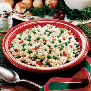 Holiday Peas and Rice