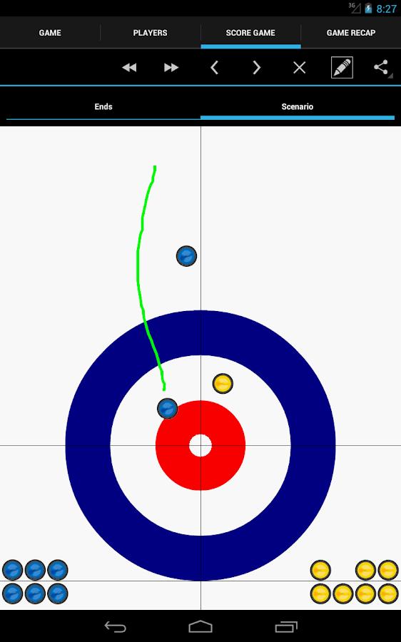 Curling Coach  Trial Version
