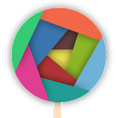 Lollipop Live Wallpaper Free