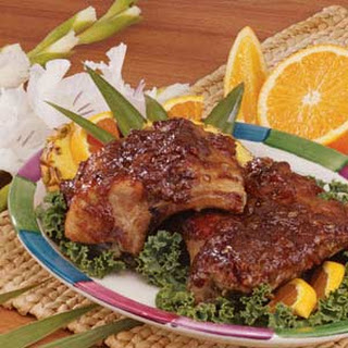Polynesian Ribs Recipe
