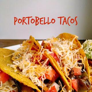 Portobello Tacos Recipe