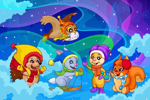 ハリネズミの大冒険3(無料):対象年齢4歳以上