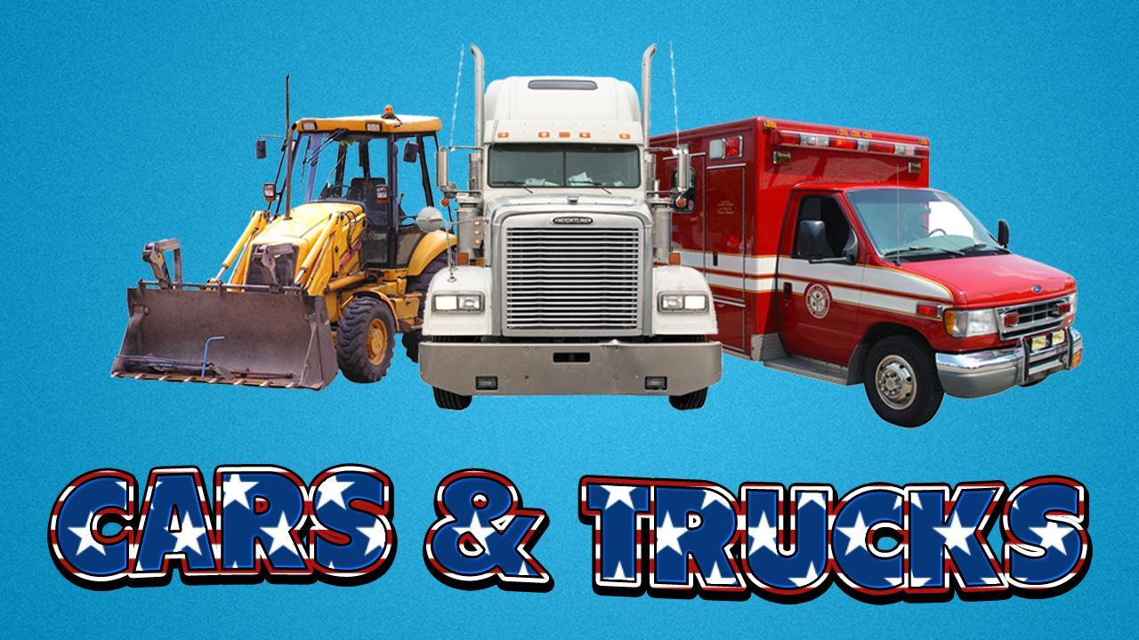 cars and trucks real sounds screenshot