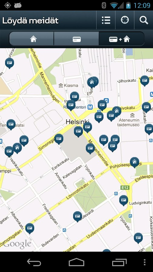 Mobiilipankki FI- screenshot