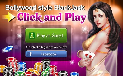 Bollywood BlackJack - 21 poker