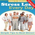 Stress Less Every Day Preview logo