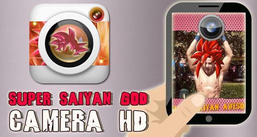 Super Saiyan GOD Camera HD 4K