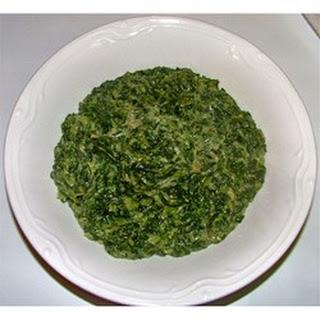 Restaurant-Style Spinach Casserole