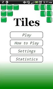 Tiles Free- screenshot thumbnail