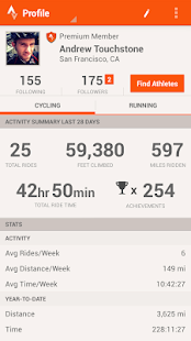 Strava Cycling - GPS Riding - screenshot thumbnail