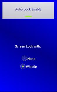 Whistle Lock